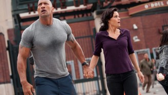 'San Andreas' Is About One Buff Man's Unstoppable Love For His Busty Daughter In A Time Of Earthquakes