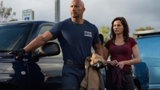 The Rock Will Be Back For 'San Andreas 2'