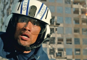 Review: Dwayne Johnson shines but earthquake takes center stage in 'San Andreas'