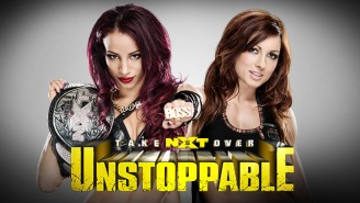 NXT TakeOver: Unstoppable Results