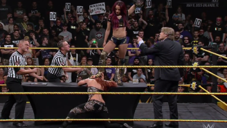 The Best And Worst Of WWE NXT 5/6/15: Becky Lynch Gets Stamped
