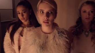 This New 'Scream Queens' Featurette Takes Viewers Behind The Scenes Of Fox's New Horror Comedy Series