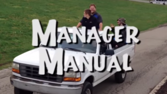 Kentucky's Football Managers Made A Parody Of The 'Full House' Intro