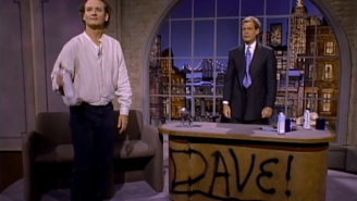 Relive 22 Years Of David Letterman's Memorable Interviews With This Classy 'Late Show' Montage