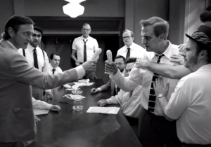 An All-Star Cast Debated If Amy Schumer Was Hot Enough For TV In This Brilliant '12 Angry Men' Parody