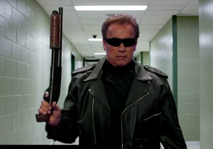 Arnold Schwarzenegger Acted Out His Best Movie Moments In 6 Minutes On 'The Late Late Show'
