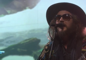 My Morning Jacket Gets You Ready For Their New Album With A Spirited Performance On 'The Tonight Show'