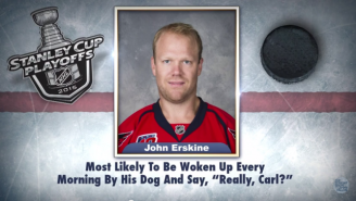'Whoopsy Poopsy': Jimmy Fallon Hands Out NHL Playoffs Superlatives