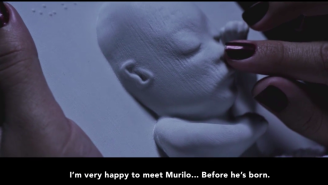 This 3D Printed Ultrasound Let A Blind Mother 'See' Her Unborn Child
