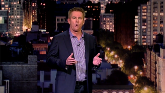 Comedy Central Has Announced Its First Live Stand Up Special Starring Brian Regan