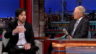Ray Romano Gets Emotional Looking Back At How David Letterman Changed His Life