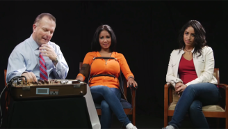 Watch These Kids Celebrate Mother's Day By Strapping Their Moms To A Lie Detector