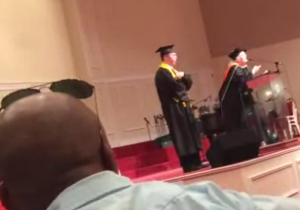 A High School Principal Criticized 'All The Black People' At Graduation And People Are Furious