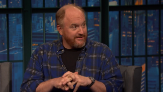 Louis C.K. Looks Back On Writing For 'Late Night': 'You'll Never Know How Much They Hate You'