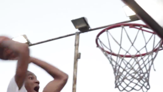 Watch The 'Greek Freak' And His Brother Thrill Their Hometown Fans In This Greek Pickup Game