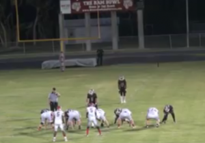 Watch As This FSU Recruit Breaks 12 Tackles En Route To A Touchdown