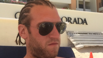 Spencer Hawes Got Braids On Vacation, Completely Forgetting He's A Grown Man