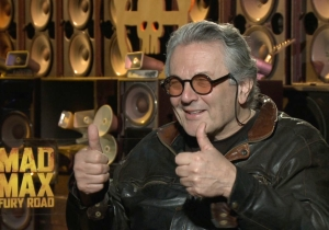 'Mad Max' Director George Miller Wants To Make A Movie About A Genie