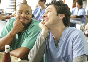 A Brief History Of J.D. And Turk's Bromance On 'Scrubs'