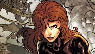 Marvel banishes the Goblin Queen's underboob in Secret Wars cover