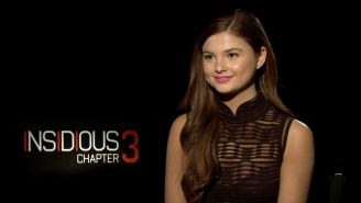 'Jem and the Holograms' star Stefanie Scott has a message for the haters