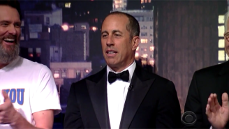 Jerry Seinfeld Was A Big Fan Of Julia Louis-Dreyfus' 'Seinfeld' Joke From The 'Letterman' Finale