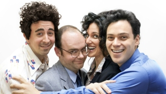 A Comedy Troupe Brought 'Seinfeld' Back For One More Episode (Kind Of!)