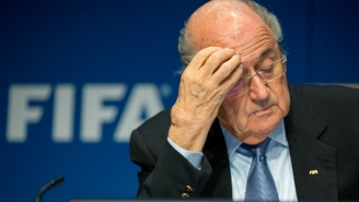 Report: FIFA President Sepp Blatter May Be Reconsidering His Resignation