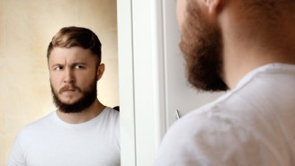 Don't Panic, But Science Says There's Probably Poop In Your Beard