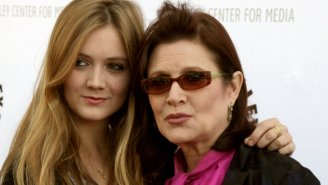 Billie Lourd Just Torpedoed A Major 'Star Wars: The Force Awakens' Rumor