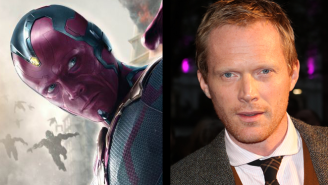 How Playing The Vision In 'Avengers: Age Of Ultron' Changed Paul Bettany's Life