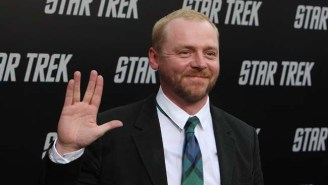 Simon Pegg Has An In-Canon Explanation For Sulu's Sexuality In 'Star Trek Beyond'