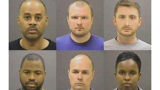 Grand Jury Indicts All Six Baltimore Officers In Death Of Freddie Gray