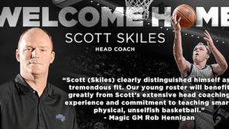 The Orlando Magic Officially Name Scott Skiles As Head Coach