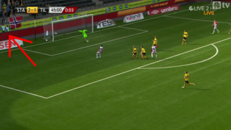 Watch This Poor Soccer Ballboy Get Smoked In The Face By An Errant Shot