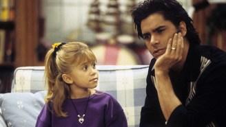 John Stamos Is 'Heartbroken' That The Olsen Twins Won't Be Returning For 'Fuller House'