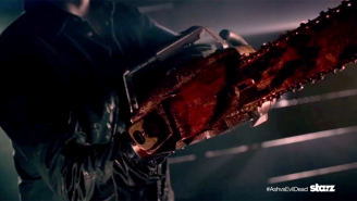 Ash And Chainsaw Are Back In Two Groovy New Teasers For 'Ash vs. Evil Dead'