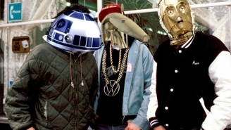 Twitter Had Another Pun War With The Best 'Star Wars Rap Names'