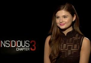 Stefanie Scott's 'Insidious 3' character isn't just 'a girl in a bra'
