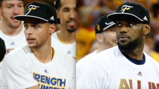 Hoops Hotbed: LeBron James And Steph Curry Were Born At The Same Hospital
