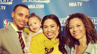 This Steph Curry 'Oedipal Complex' Article Is The Worst The Internet Has To Offer Today