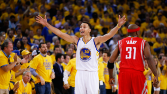 The NBA Levies A Completely Unnecessary Flopping Fine Against Steph Curry
