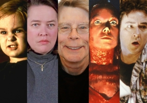 What does Stephen King think of all those Stephen King movie adaptations?
