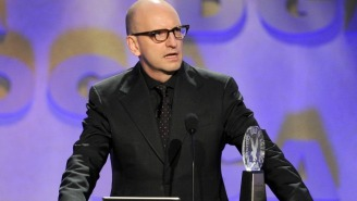 Steven Soderbergh To 'Come Out Of Retirement' So As To Not Be Only Director On Earth Who Hasn't Worked With Adam Driver