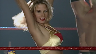 Has WWE Hall Of Famer Sunny Signed On To Make Porn With Vivid Entertainment?