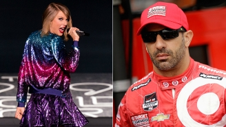 Taylor Swift Sponsored An Indy Car, And It Doesn't Look Bad?