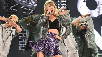 Taylor Swift Performed Every Song From '1989' On Her First Tour Stop