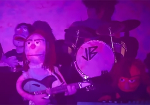 Tame Impala Enlisted Puppets To Perform In Their Latest Video