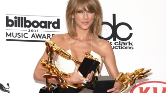 Taylor Swift Crushed Misogyny And Still Topped The Maxim Hot 100 At The Same Time