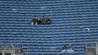 The Tennessee Titans Are Doing Shady Things To Keep Their Sellout Streak Alive